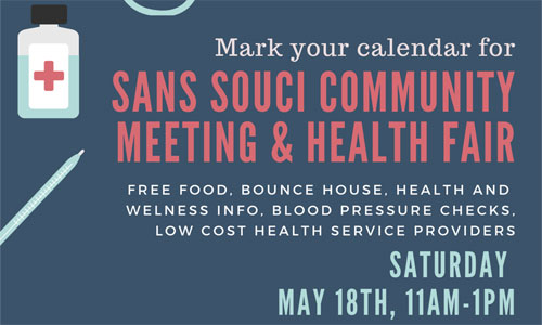 Health Fair and Community Meeting