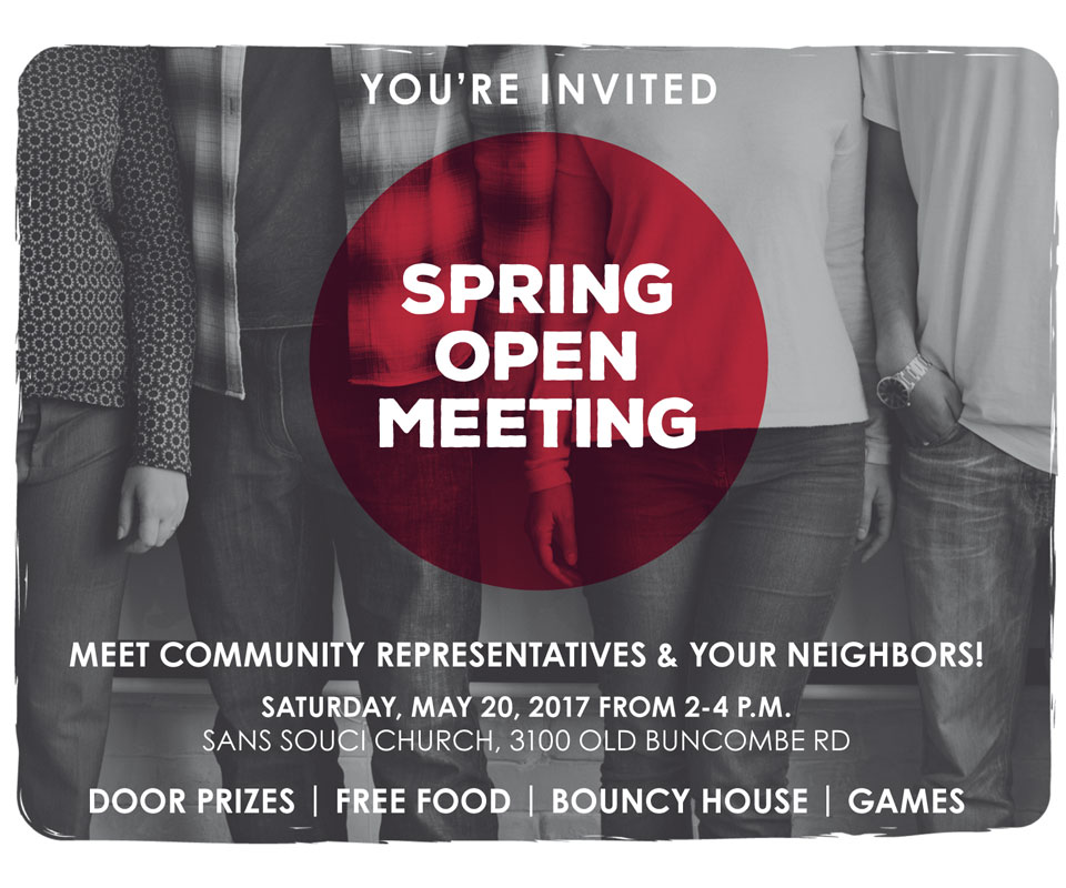 Community Meeting May 2017